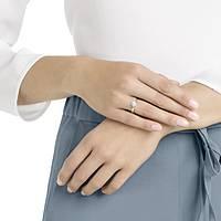 anello donna gioielli Swarovski Attract Round 5412078