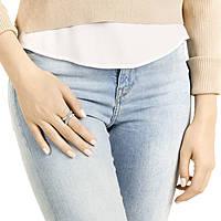anello donna gioielli Swarovski Crystaldust 5348408