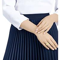 anello donna gioielli Swarovski Crystaldust 5372891