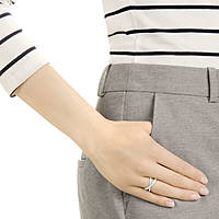 anello donna gioielli Swarovski Delta 5370993