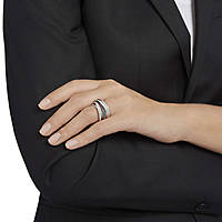 anello donna gioielli Swarovski Dynamic 5221437