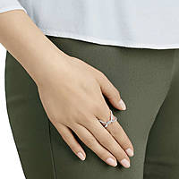 anello donna gioielli Swarovski Henrietta 5289491