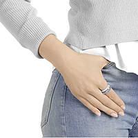 anello donna gioielli Swarovski Hero 5372863