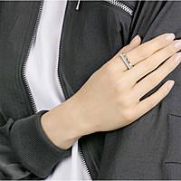 anello donna gioielli Swarovski Hint 5366586