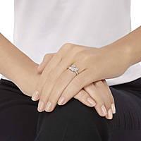 anello donna gioielli Swarovski Iconic Swan 5250743