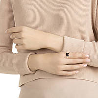 anello donna gioielli Swarovski Iconic Swan 5366585