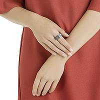 anello donna gioielli Swarovski Luxury Domed 5412058