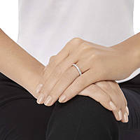 anello donna gioielli Swarovski Vittore 5257479