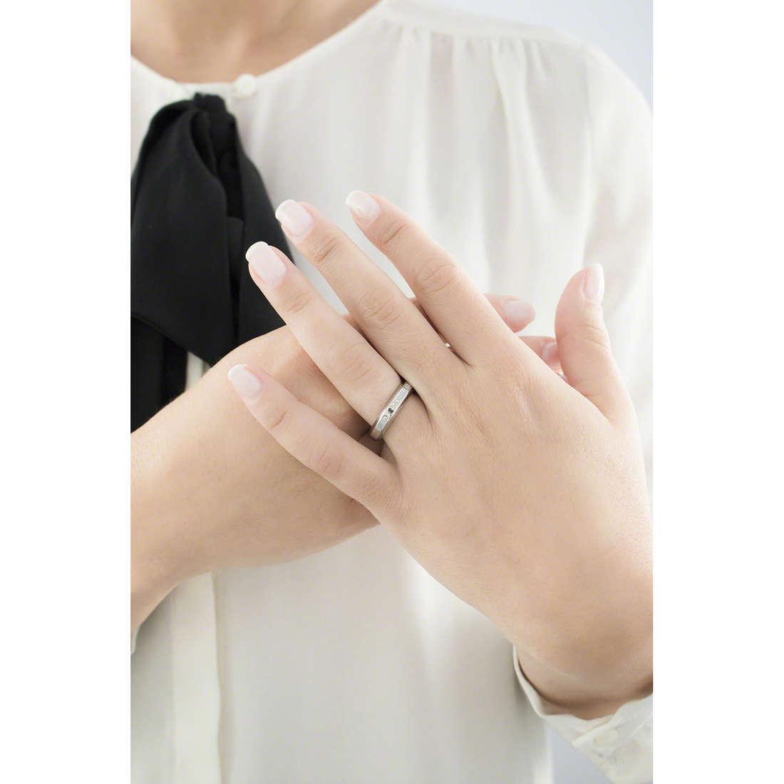 Morellato anelli Dandy uomo SPL01021 indosso