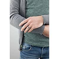 anello uomo gioielli Breil Bonfire TJ1382
