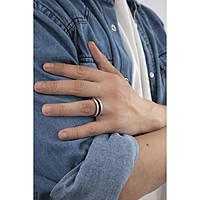anello uomo gioielli Brosway Wrench BWC34B