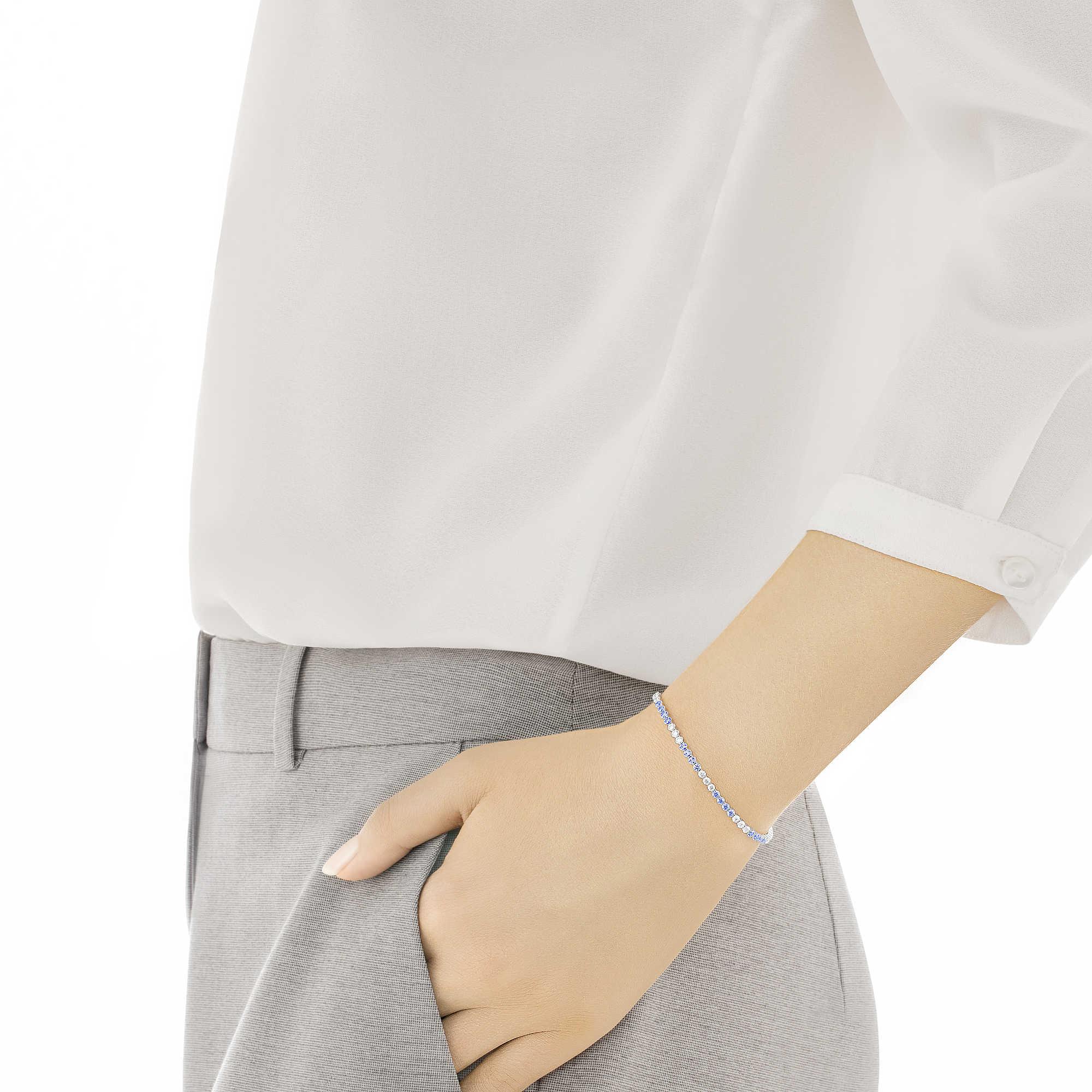 armband-frau-schmuck-swarovski-subtle-5382305_13382_zoom Elegantes Stoff Mit Swarovski Steinen Dekorationen