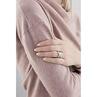 bague femme bijoux Breil Breilogy Torsion TJ1719