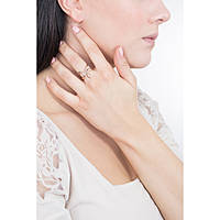 bague femme bijoux Breil Cobra TJ2278