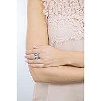 bague femme bijoux Brosway Affinity BFF63B