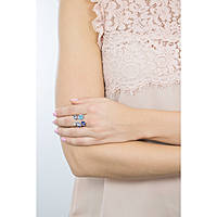 bague femme bijoux Brosway Affinity BFF63C