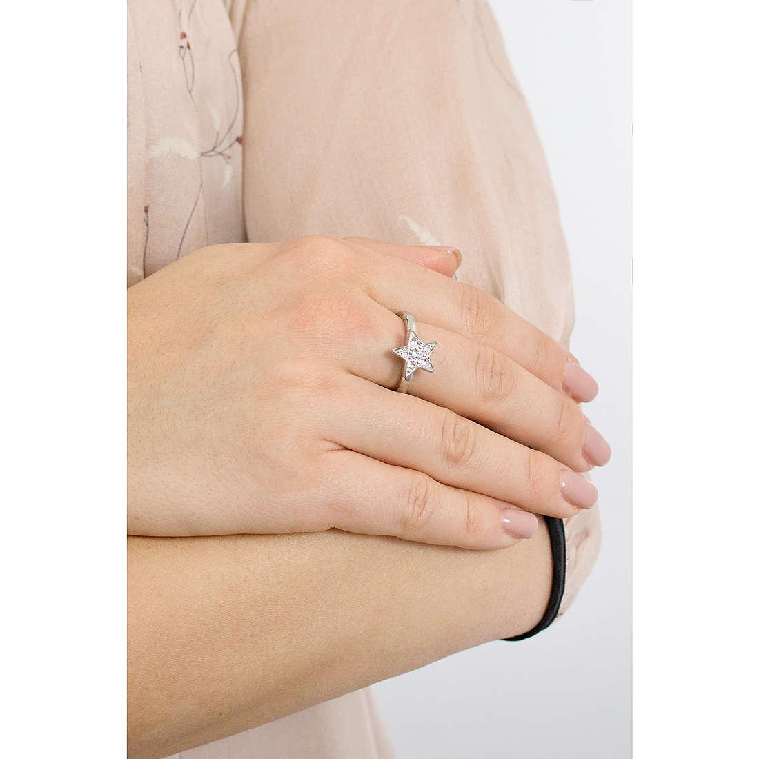 Brosway bagues Tring femme BTGC126B photo wearing