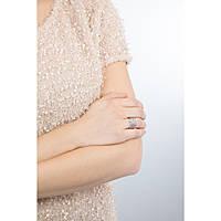 bague femme bijoux Guess Me & You UBR84058-56