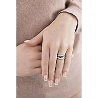 bague femme bijoux Morellato Love Rings SNA10012
