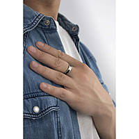 bague homme bijoux Brosway Shadow BHW31E