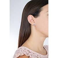 boucles d'oreille femme bijoux 2Jewels Snowhite 261221