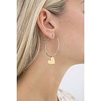 boucles d'oreille femme bijoux 4US Cesare Paciotti 4UOR1431W