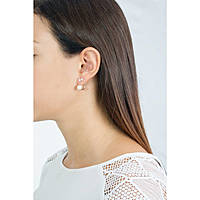 boucles d'oreille femme bijoux Ambrosia AAO 182