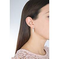 boucles d'oreille femme bijoux Ambrosia Ambrosia Argento AAO 116