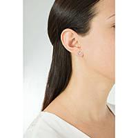 boucles d'oreille femme bijoux Ambrosia Ambrosia Oro AOZ 232