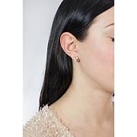 boucles d'oreille femme bijoux Amen Amore EQURB