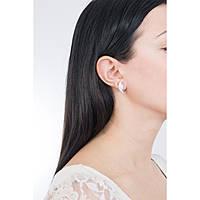 boucles d'oreille femme bijoux Amen Angeli EWH2