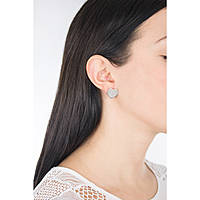 boucles d'oreille femme bijoux Amen Angeli OTI3