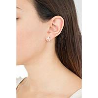 boucles d'oreille femme bijoux Amen OBOBB