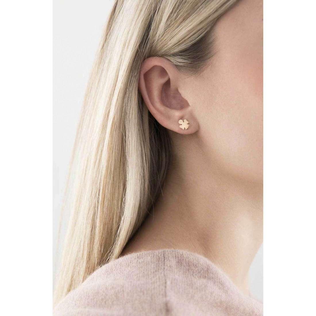 Amen boucles d'oreille femme ORAG indosso