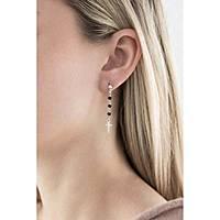 boucles d'oreille femme bijoux Amen Rosario OROBN1