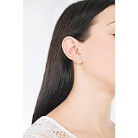 boucles d'oreille femme bijoux Bliss Simboli 20073537