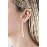 boucles d'oreille femme bijoux Breil Airy TJ1841