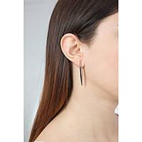 boucles d'oreille femme bijoux Breil Airy TJ1844