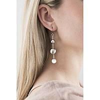 boucles d'oreille femme bijoux Breil Chaos TJ0917