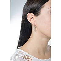boucles d'oreille femme bijoux Breil Cobra TJ2269