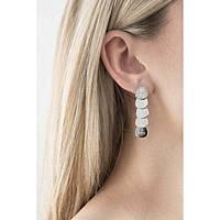 boucles d'oreille femme bijoux Breil Gipsy TJ1567