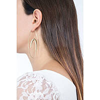 boucles d'oreille femme bijoux Breil Ipnosi TJ2180