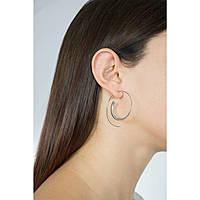 boucles d'oreille femme bijoux Breil Ipnosi TJ2181