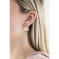 boucles d'oreille femme bijoux Breil New Blast TJ1614