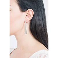boucles d'oreille femme bijoux Breil Sticks TJ2231