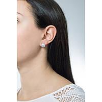 boucles d'oreille femme bijoux Breil Universo TJ1916