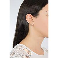 boucles d'oreille femme bijoux Breil Voilà TJ2200