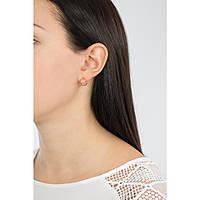 boucles d'oreille femme bijoux Breil Voilà TJ2201