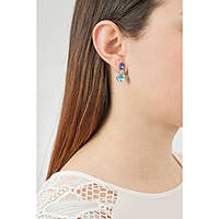 boucles d'oreille femme bijoux Brosway Affinity BFF27