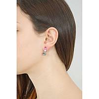 boucles d'oreille femme bijoux Brosway Affinity BFF29